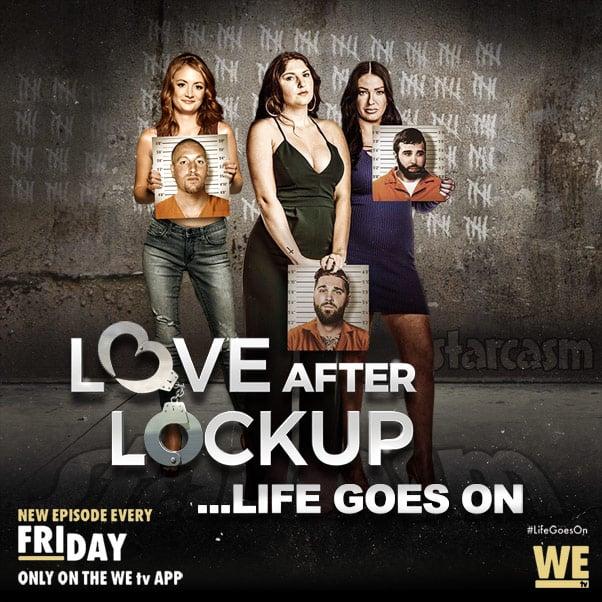 WE tv Love After Lockup Life Goes On Johnna Garrett Mary Dom Caitlin Matt