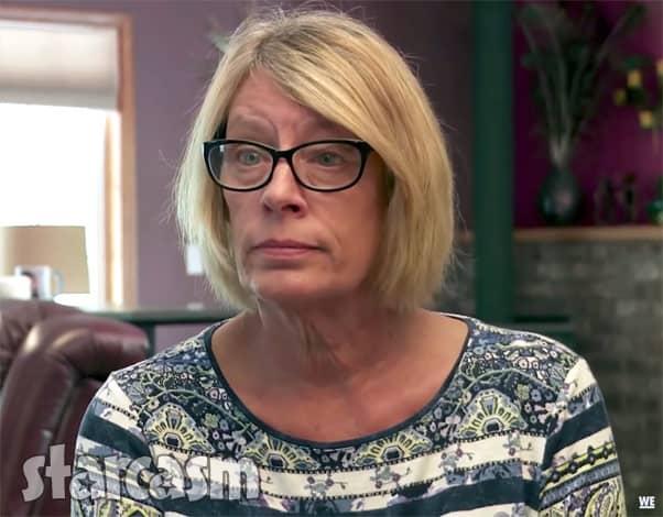 Love After Lockup Matt's mom Kathy