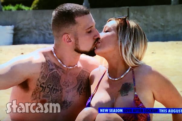 Love After Lockup Season 3 couple Lacey