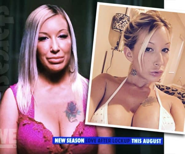 Love After Lockup season 3 Lacey is cam girl and adult film star Kaci Kash