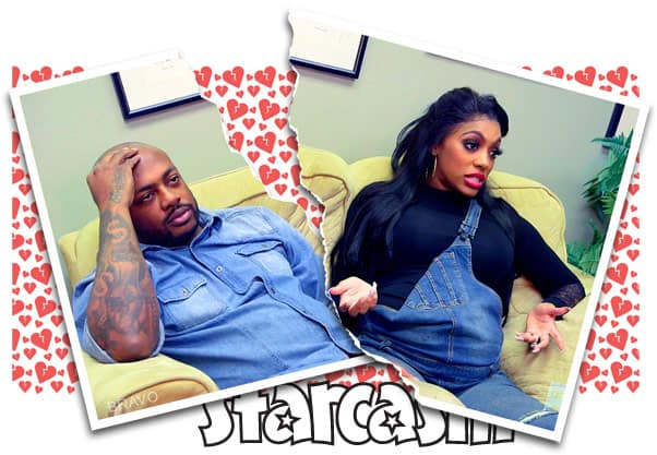 Real Housewives of Atlanta Porsha Williams and fiance baby daddy Dennis McKinley split up