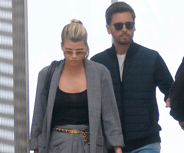 Scott Disick engaged to Sofia Richie 1