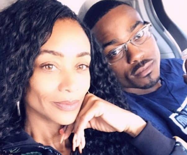 Tami Roman and Reggie Youngblood got married 2