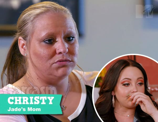 Teen Mom 2 Jade Cline's mom Christy and stepdad Michael arrested for meth and pot