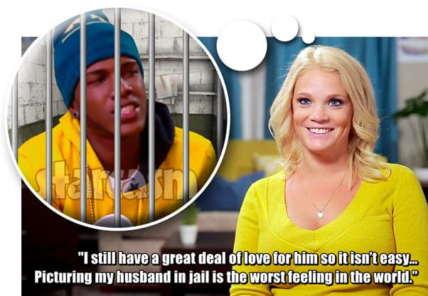 90 Day Fiance Happily Ever After Ashley says picturing her husband Jay in jail is the worst feeling in the world