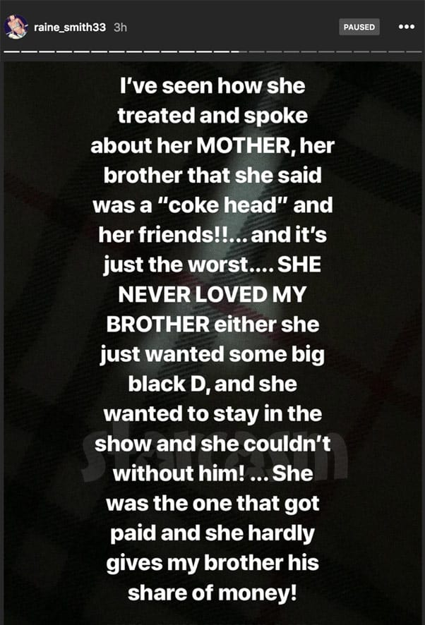 90 Day Fiance Jay Smith's sister Poochie Instagram posts 3