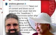 Teen Mom OG Andrew Glennon Amber Portwood cheating responses