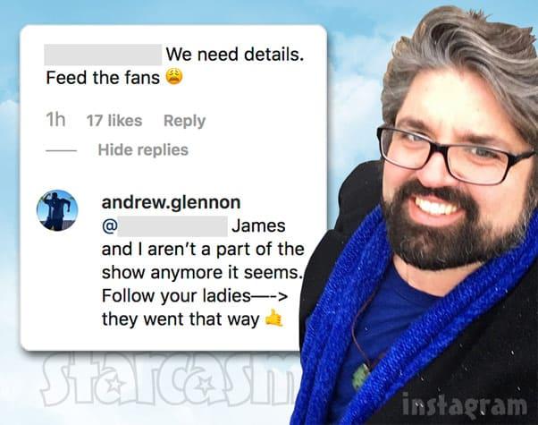 Andrew Glennon and Amber Portwood's son James no longer on Teen Mom OG