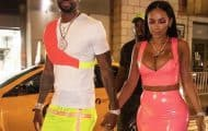 Erica and Safaree pregnant 2