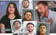 Floribama Shore Kortni Gilson ex boyfriend Logan Fairbanks arrested for stalking her after she took out a protective order