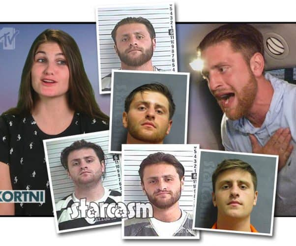 Floribama Shore Kortni Gilson ex boyfriend Logan Fairbanks arrested for stalking her after she took out a protective order
