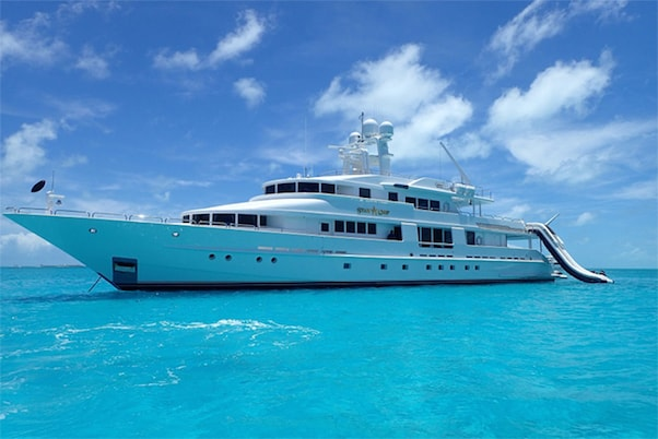 Girls Cruise yacht