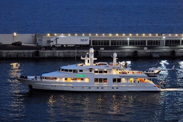 Girls Cruise yacht 2