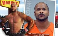 Real Housewives of Atlanta Kenya Moore's ex Matt Jordan arrested for allegedly punching girlfriend in the face at Denny's in Arizona 2019_