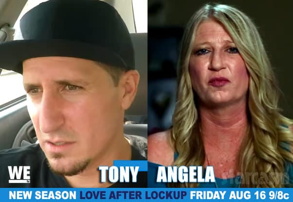 Love After Lockup Season 3 Angela and Tony