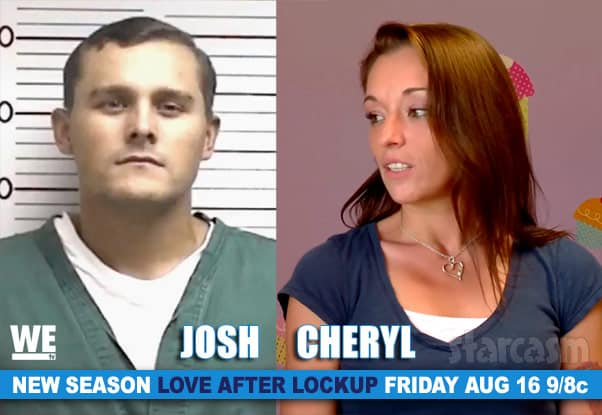 Love After Lockup Season 3 Cherly and Josh