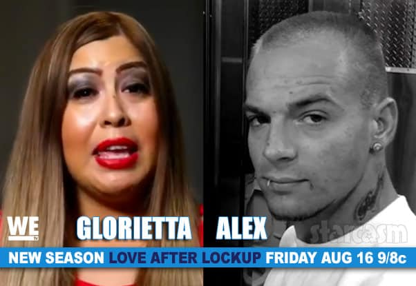 Love After Lockup Season 3 Glorietta and Alex