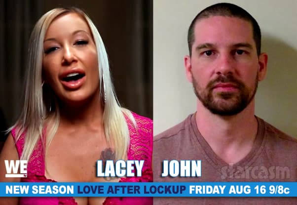 Love After Lockup Season 3 Lacey aka Kaci Kash and John