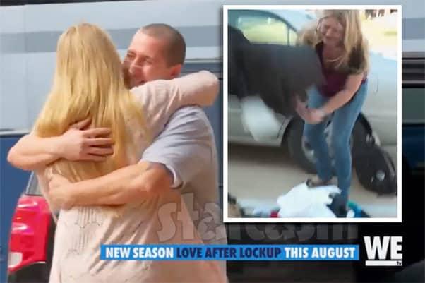 Love After Lockup Season 3 Angela and Tony
