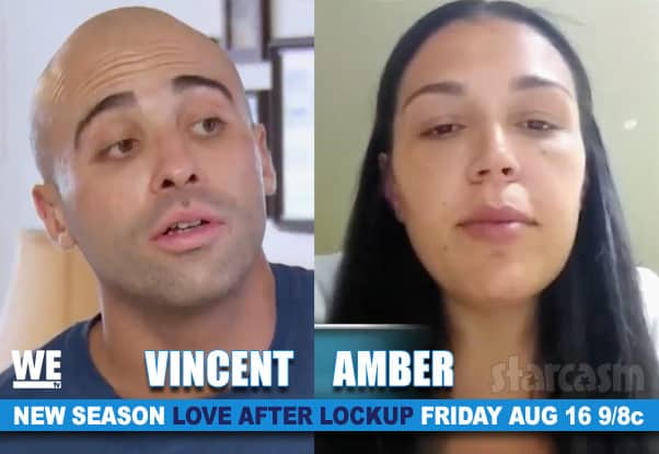 Love After Lockup Vincent and Amber