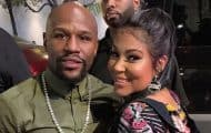 Lyrica and Floyd Mayweather 1