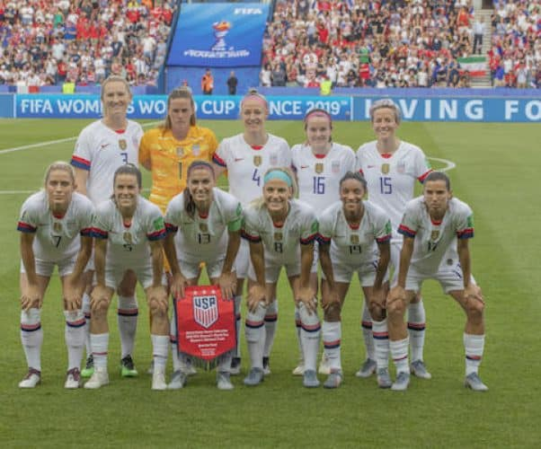 USWNT victory