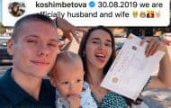 90 Day Fiance Steven and Olga are married and living in the United States