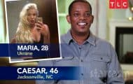 90 Day Fiance Before the 90 Days Caesar Mack and Maria from Ukraine