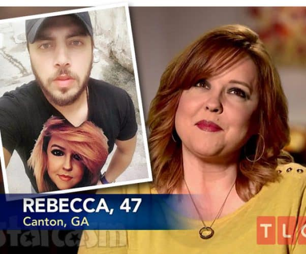 90 Day Fiance Before the 90 Days Rebecca and Zied