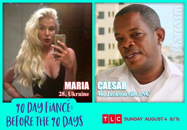 90 Day Fiance Before the 90 Days Season 3 Caesar and Maria