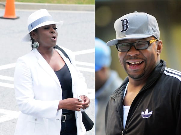 Did Bobby Brown get hit by a car