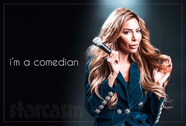 Farrah Abraham I'm a comedian YouTube video docu-comedy
