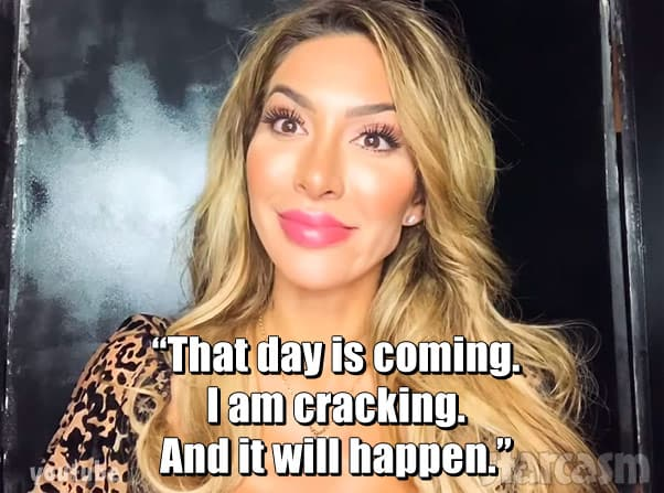 Farrah Abraham cracking quote