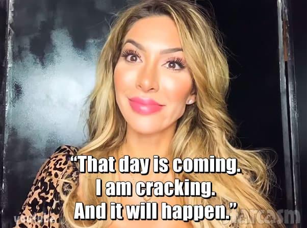 Farrah Abraham cracking quote