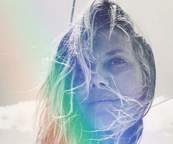 Heidi Klum topless 1