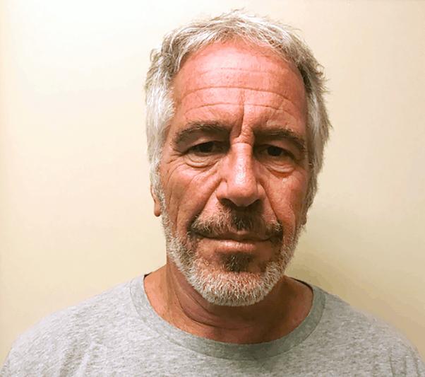 Jeffrey Epstein suicide