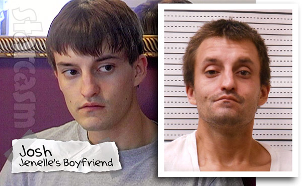 Jenelle Evans ex boyfriend Joshua Miller arrested again