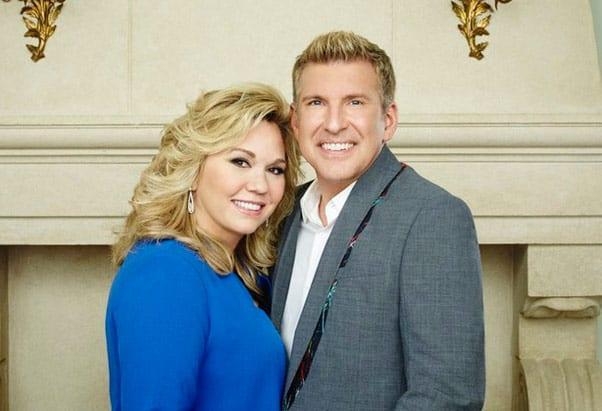 Julie and Todd Chrisley
