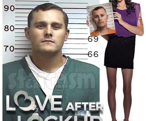 Love After Lockup bank robber Josh Hyatt and Cheryl