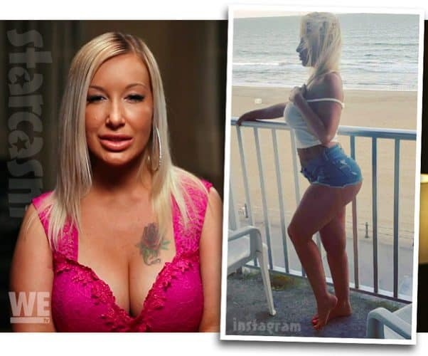 Love After Lockup Lacey plastic surgery