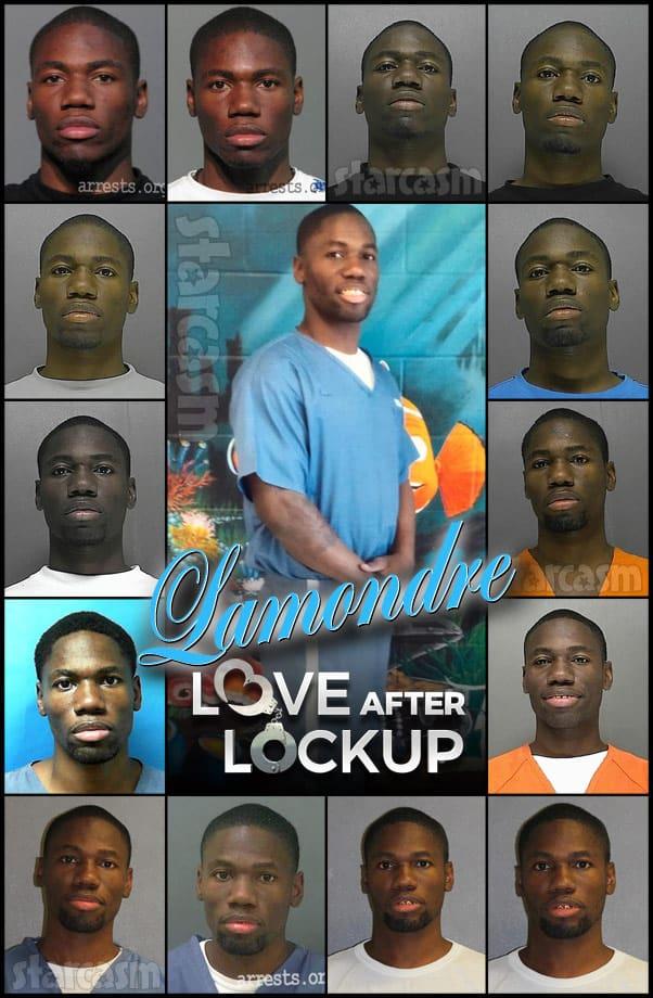 Love After Lockup Lamondre mug shots arrest history criminal record