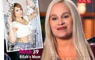 TLC Unexpected Rilah's mom Rosa is freestyle dance singer Rochelle who recorded Praying For An angel