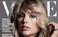 Taylor Swift's Vogue Cover 2