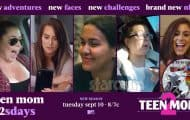 Teen Mom 2 new season without Jenelle premieres Tuesday September 10 8/7c on MTV