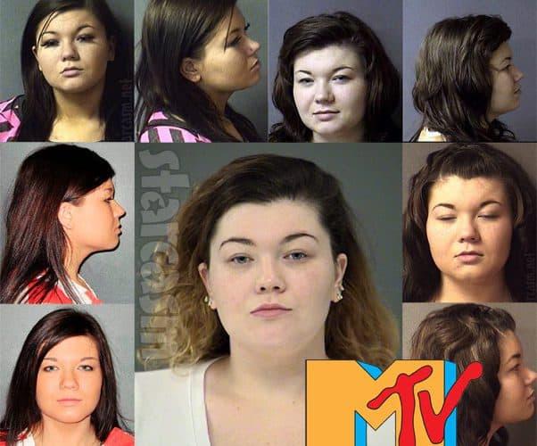 Amber Portwood arrests mug shot photos over the years MTV