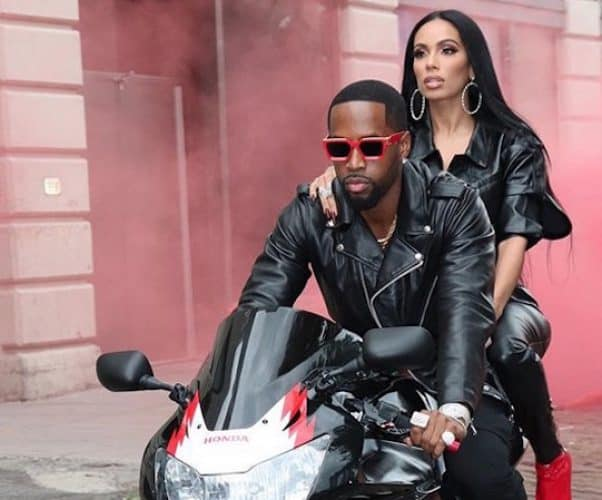 Erica and Safaree married 1