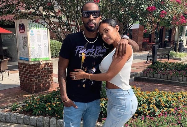 Erica and Safaree married 4