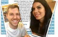 90 Day Fiance Happily Ever After Larissa and boyfriend Eric Nichols break up