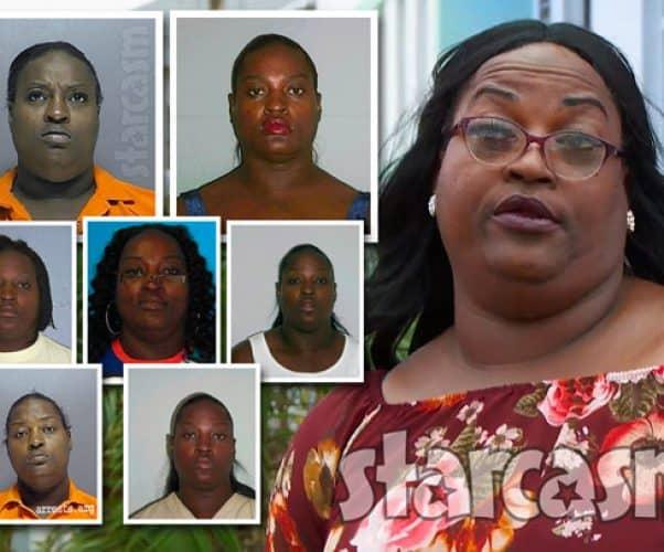 Love After Lockup Andrea's mom Wanda arrests