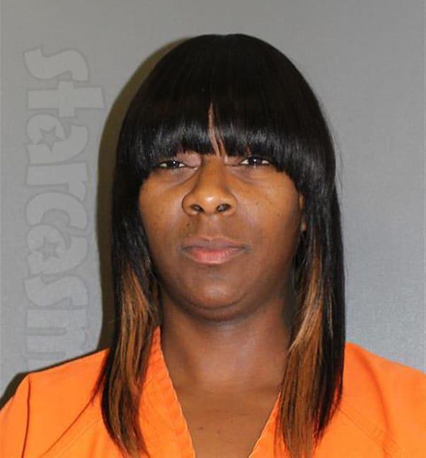 Love After Lockup Andrea arrest mug shot 2014